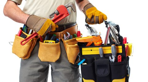 Contractor's tools and equipment